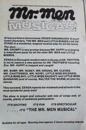 The Mr. Men Musical (More Details)