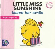 Little Miss Sunshine Keeps Her Smile 1998 cover