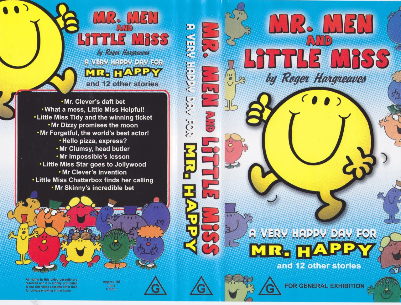 A Very Happy Day For Mr. Happy (VHS)Fan Feed