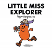 Little Miss Explorer Cover
