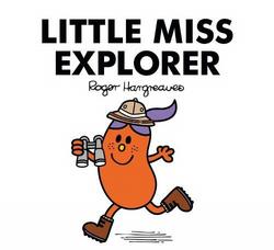 Little Miss Explorer Cover