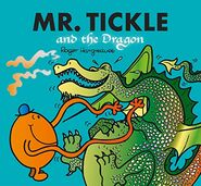 Mr. Tickle and the Dragon new cover