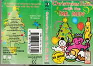 Christmas Time with the Mr. Men cover