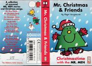Mr. Christmas And Friends Tape Cover