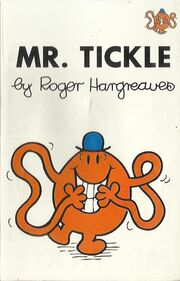 Mr tickle cassette cover