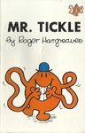 Mr tickle cassette cover