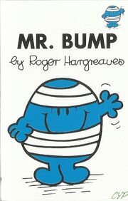 Mr Bump cassette cover