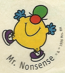 Mr Nonsense 9A
