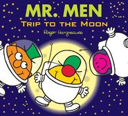 Mr. Men a Trip to the Moon cover