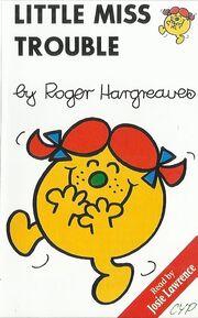Little Miss Trouble cassette cover