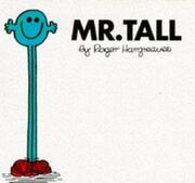 Mr Tall First Edition