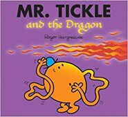 Mr. Tickle and the Dragon cover