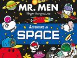 Mr. Men - Adventure in Space