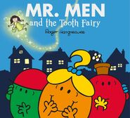 Mr. Men and the Tooth Fairy front cover
