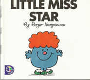 Little Miss Star front cover