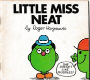 Little Miss Neat First Edition