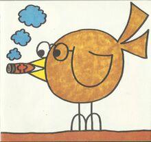 Mr Dizzy Early Illustration