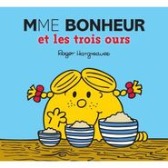 Little Miss Sunshine and the Three Bears french cover