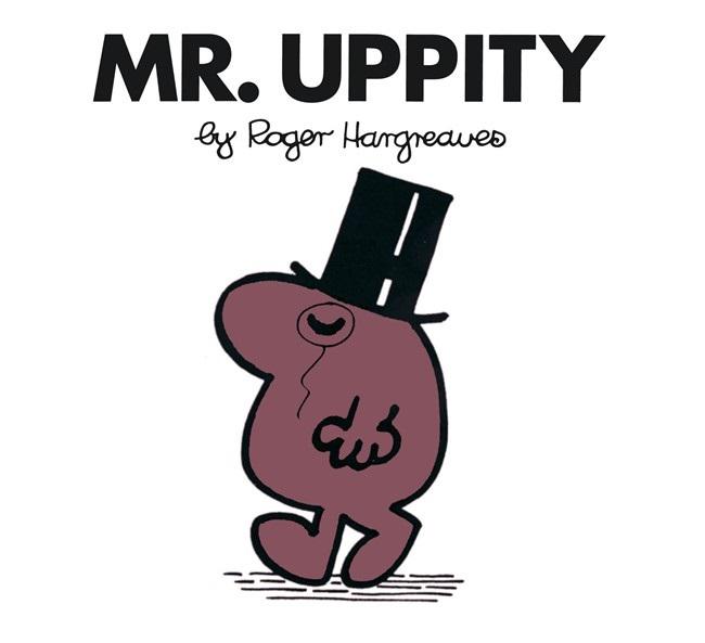Mr  Uppity   Mr  Men Wiki   FANDOM powered by Wikia