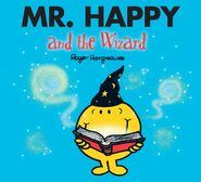 Mr. Happy and the Wizard front cover