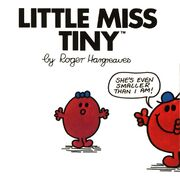 Little Miss Tiny first edition