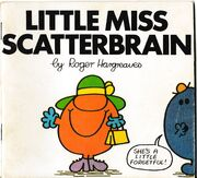 Little Miss Scatterbrain first edition