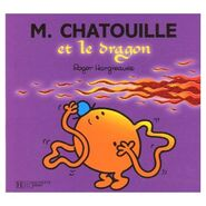 Mr. Tickle and the Dragon French cover
