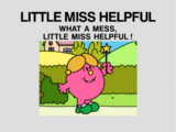 What a Mess Little Miss Helpful