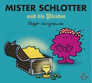 Mister Schlotter und die Piraten cover