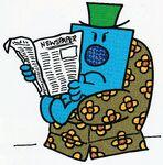 Mr Grumpy-15A