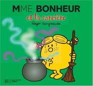 Little Miss Sunshine and the Wicked Witch French Cover