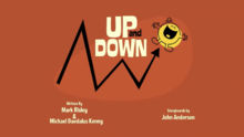 Up and Down Title Card