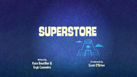 Superstore Title Card