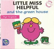 Little Miss Helpful and the green house 1