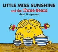 Little Miss Sunshine and the Three Bears cover