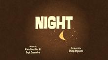 Night Title Card