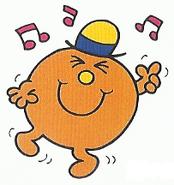 Mr cheerful 8a