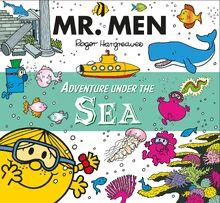 Mr. Men Adventure Under the Sea Cover