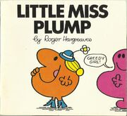 Little Miss Plump first edition