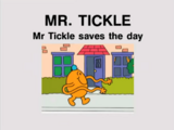 Mr. Tickle Saves the Day