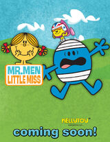 The Mr. Men Show Website Remix