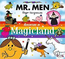 Mr. Men Adventure in Magicland cover