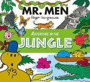 Mr. Men Adventure in the Jungle cover