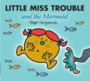 Little Miss Trouble and the Mermaid cover