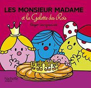 Mr Men King of the Cakes cover