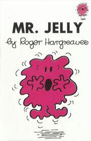 Mr Jelly cassette cover