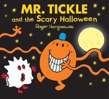 Mr. Tickle and the Scary Halloween Cover