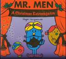 Mr. Men Christmas Extravaganza