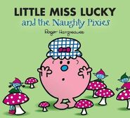 Little Miss Lucky and the Naughty Pixies cover