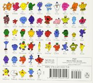 Mr. Men US Back Cover More Recent Version